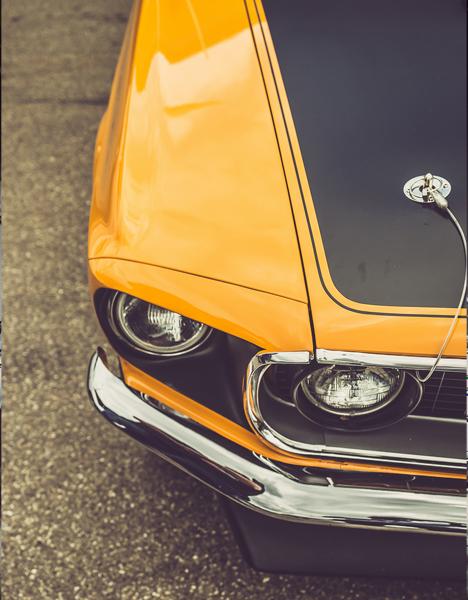 Mustang Meeting sinsheim 2015 cover