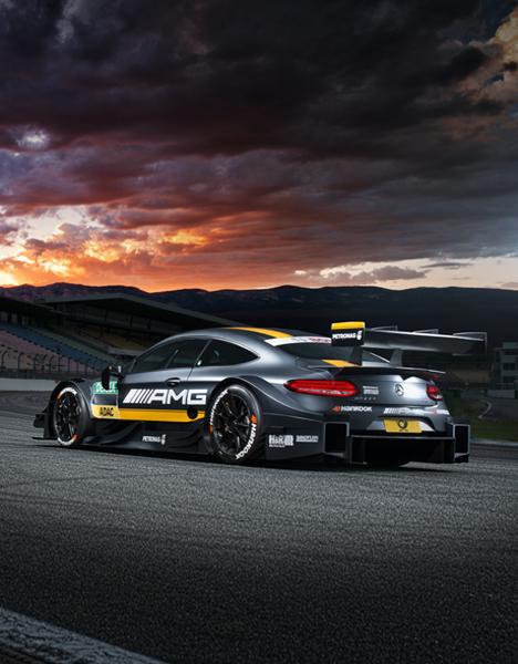 Mercedes Benz Motorsport Kalender 2017